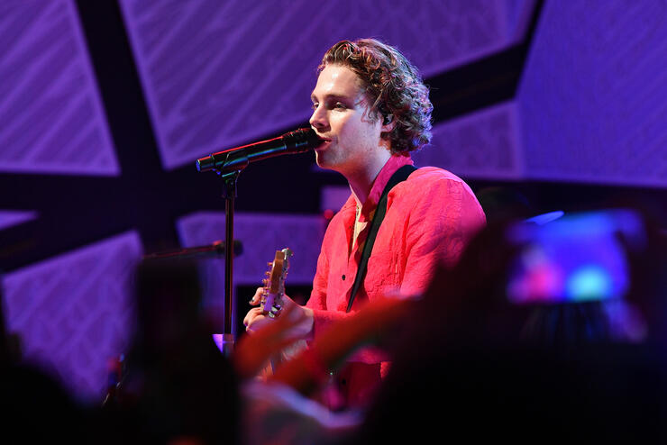 5SOS' Best Lyrics for Luke Hemmings' 22nd Birthday | iHeartRadio