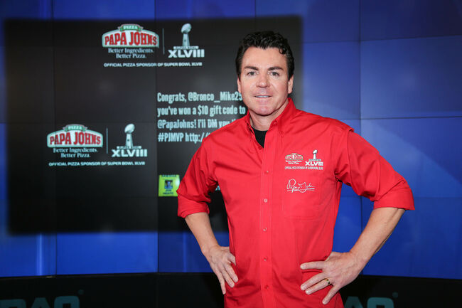 Papa John's Founder resigns as chairman