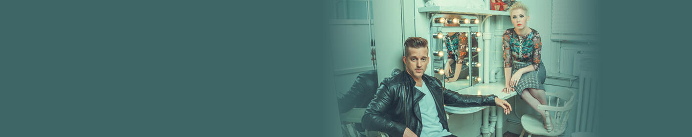 Listen for a chance to meet Thompson Square at The Music Hall in Portsmouth!