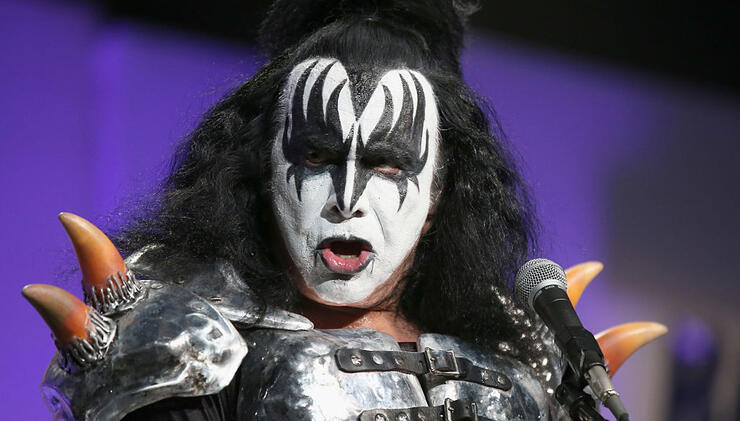 Gene Simmons Doesn't Think KISS Will Make It to 50th