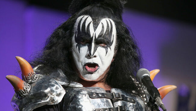 Gene Simmons Doesn't Think KISS Will Make It to 50th Anniversary