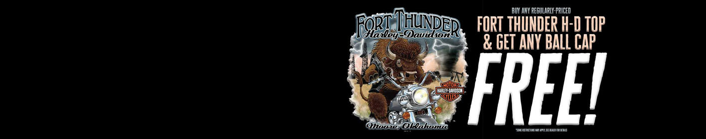Join Us For The Fort Thunder Harley Bike Night 7/26/18 From 5pm-7pm
