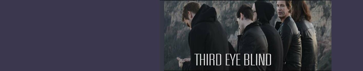 SIGN UP TO WIN: THIRD EYE BLIND TICKETS