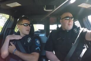 South Boston Virginia Police Department Rocks Lip Sync Challenge!