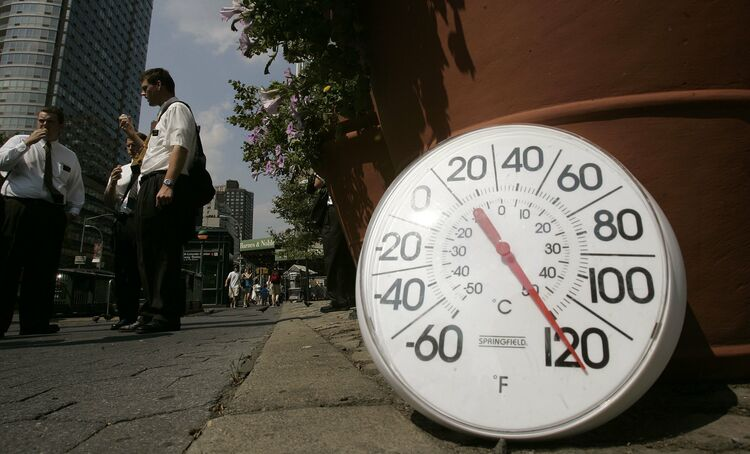 Heat makes your brain work 13 percent slower according to new study