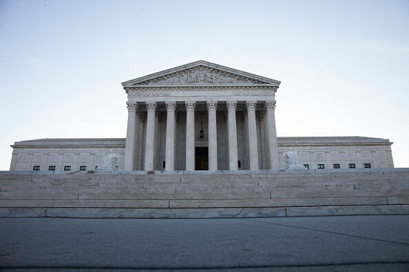 US Supreme Court Building-GETTY IMAGES