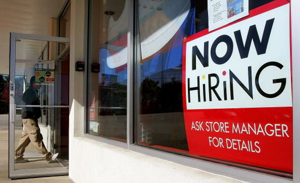 Job Numbers-Getty Images