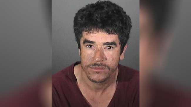 Detectives working with the San Diego county sheriff's arrested 32-year-old Alejandro Alvarez