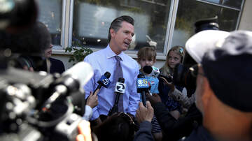 San Diego's Evening News - Lt. Governor Gavin Newsom Here In San Diego