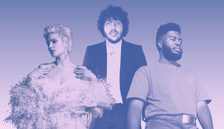 """Benny Blanco Teams Up With Halsey & Khalid For New Song """"Eastside"""" (VIDEO)"""