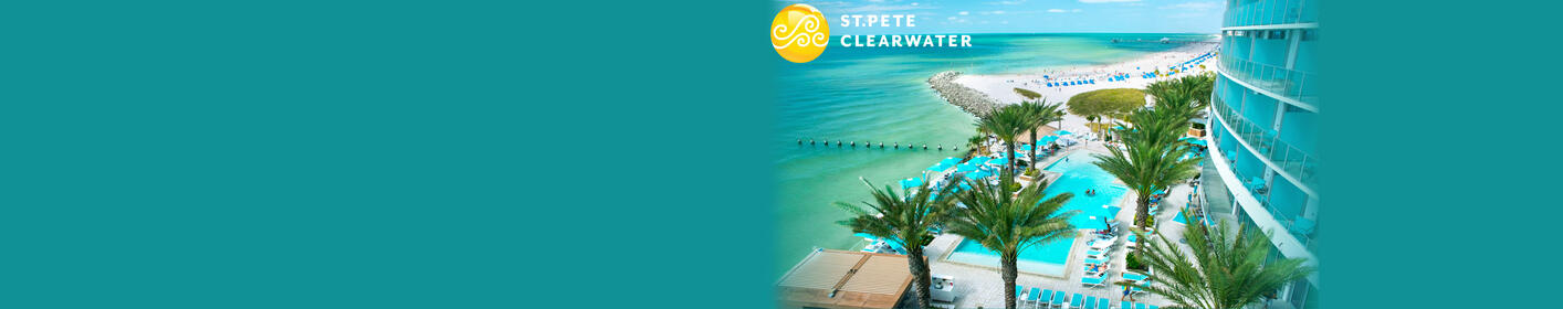 Trip A Day Giveaway: Listen at 5:10p to win a Visit St. Pete Clearwater getaway!