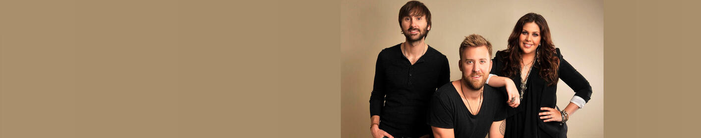 Brian and LeeAnn Will Talk With Charles Kelley of Lady A. Tuesday at 7:40 am!