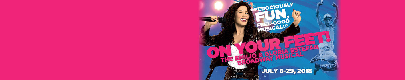 Win Tickets To 'On Your Feet' At The Hollywood Pantages Theater!