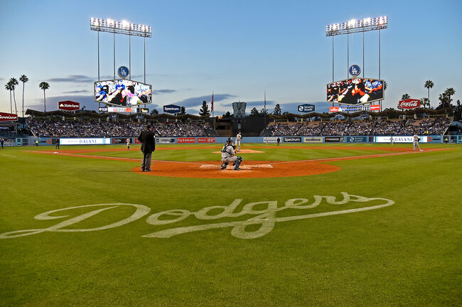 Dodgers honoring WWII Veteran tonight