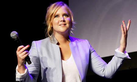 Music News - Amy Schumer Jokes About Tough Pregnancy