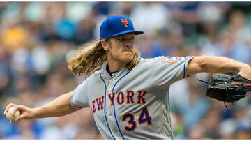 The WOR Sports Zone with Pete McCarthy - Mets beat the Nationals 4-2 in Thor's return