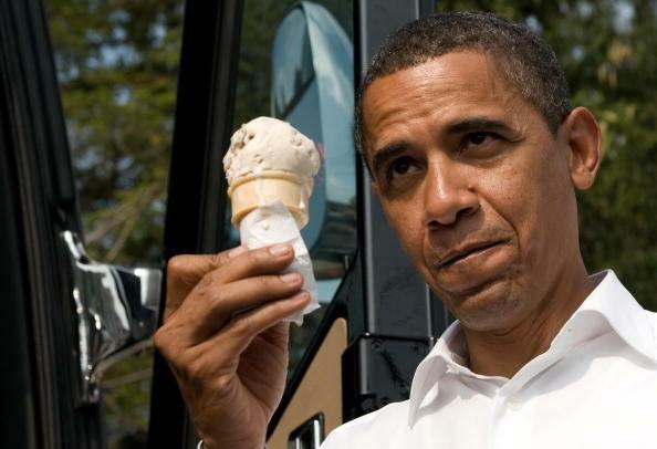 Barak Obama Getty Images