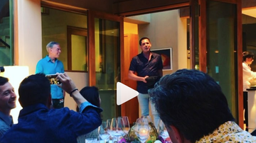 Z100 News - Elvis Duran Is Engaged - Watch the Proposal!