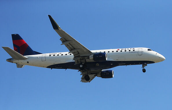 Delta Airlines Plane - Getty Images