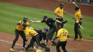Seattle - Sports - Pirates walk-off vs Brewers set to Toto 'Africa'