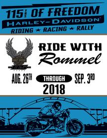 Win A Trip To Rommel HD's 115th Freedom Ride