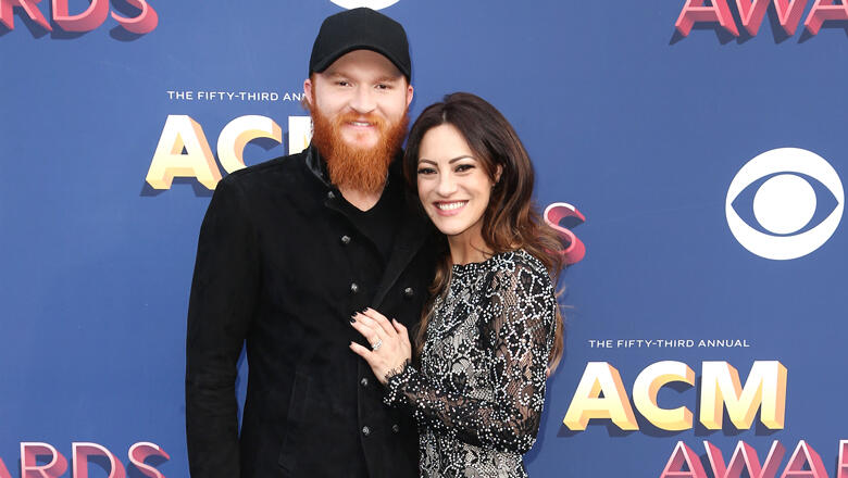 Eric Paslay And His Wife Are Expecting Their First Child