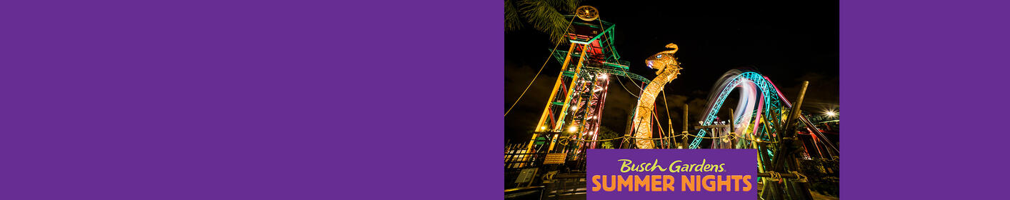 Busch Gardens® Summer Nights