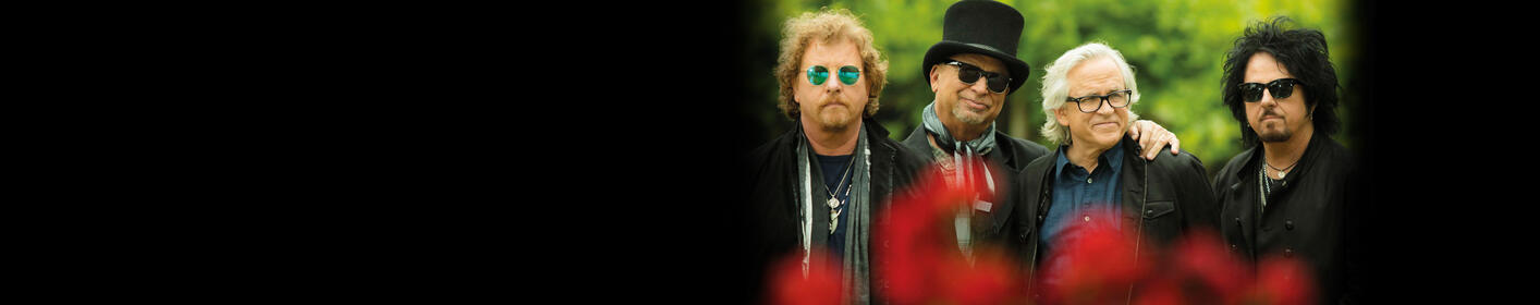 Listen To The Bottom Line All Week At 8:15a To Win Tickets To See Toto!