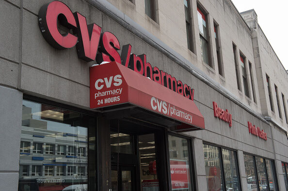 CVS Store - Getty Images