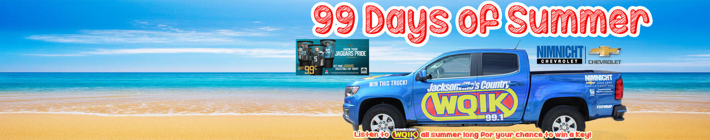 The 99 Days of Summer are here and you could win a key and a $25 GATE Gift Card