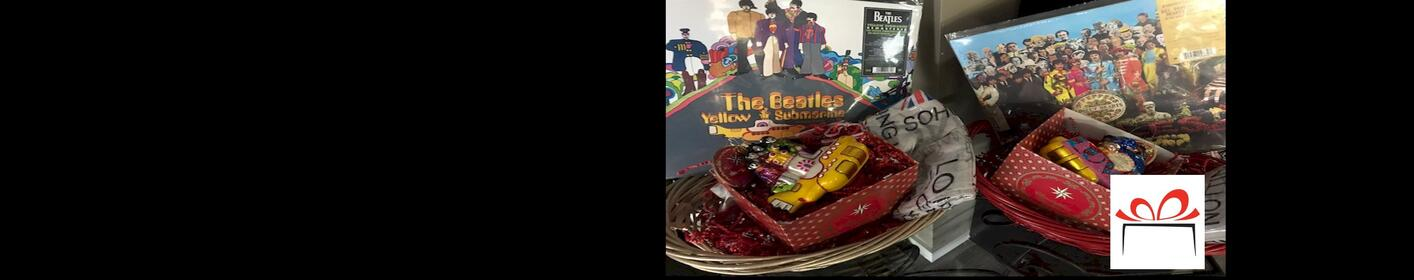 Register to win a Christopher Radko 50th anniversary ornament The Beatles Yellow Submarine