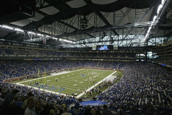 Ford Field Getty Images