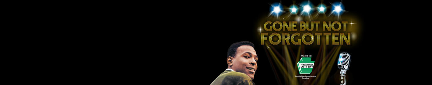 Gone But Not Forgotten: Marvin Gaye - Listen Sunday at 6pm with Patty Jackson!