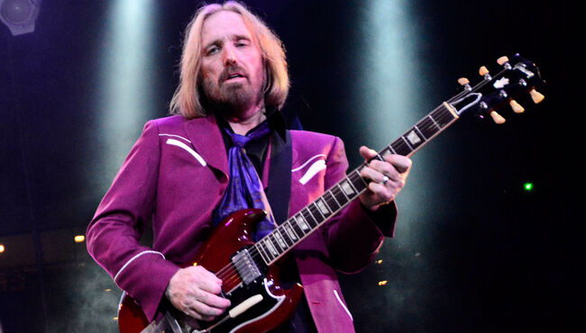 Tom Petty's Gibson SG Is For Sale at Auction