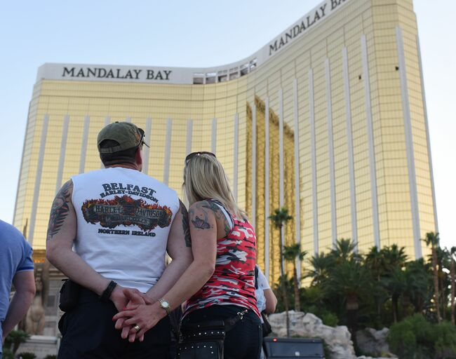 MGM Resorts To Sue Victims Of Las Vegas Shooting To Avoid Liability