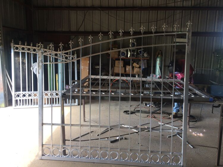 This Will Be Our New Gate
