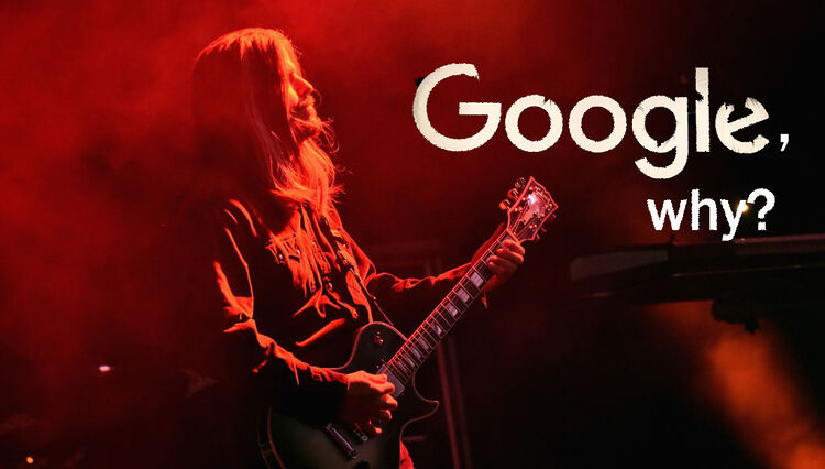 Google Accidentally Reported That Tool's New Album Came Out Today