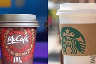 Starbucks & McDonald's Are Designing A Compostable Cup