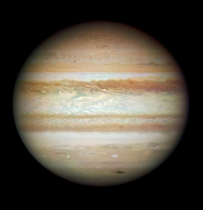 12 new moons found orbiting Jupiter
