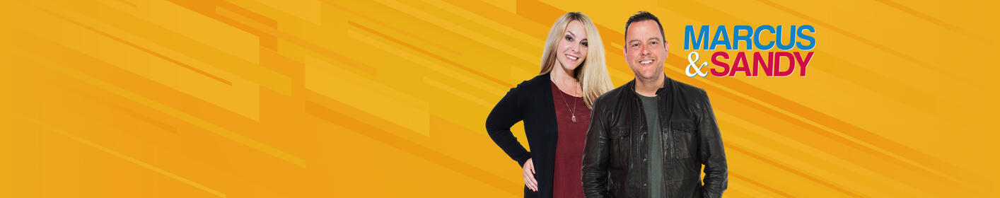 Listen to STAR Mornings with Marcus & Sandy, weekdays from 6-10 am!