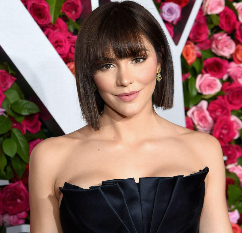 Katharine McPhee Reveals Engagement Ring in Honor of Late Father