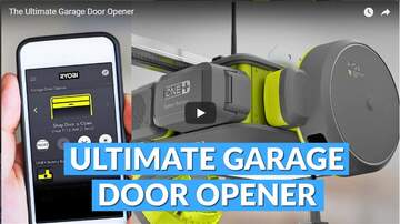Rozak - COOLEST Garage Door Opener EVER!