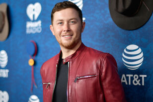 Scotty McCreery Faces Off On Celebrity Family Feud