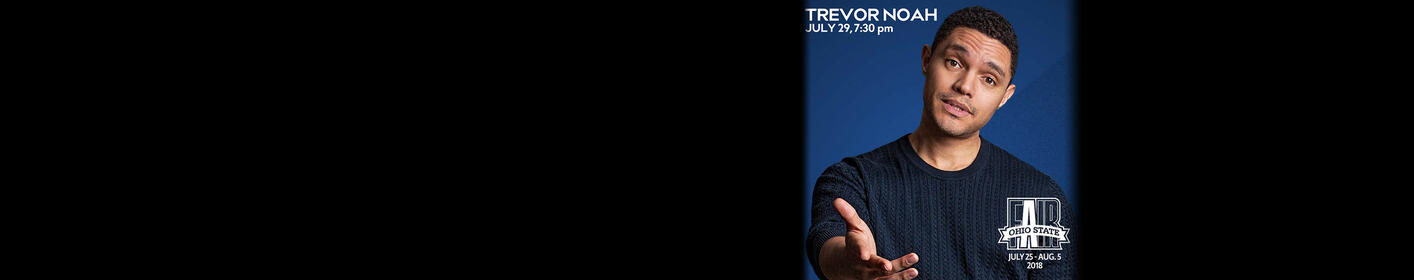 Win Tickets To See Trevor Noah