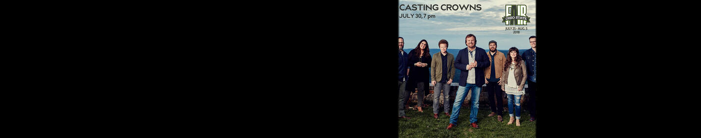 Win Tickets To Casting Crowns at The Ohio State Fair