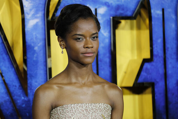 Letitia Wright - Getty Images