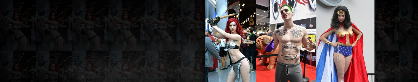 Best Comic-Con Cosplays and Costumes