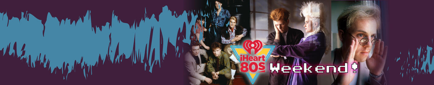 It's An iHeart The 80s Weekend On 101.5 The River. Listen Now!