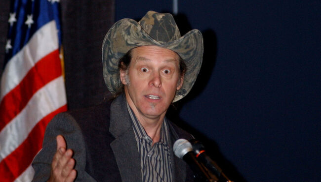 Ted Nugent Bans Guns at Virginia Concert