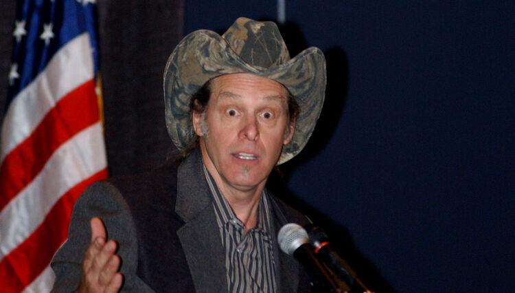 Ted Nugent Bans Guns at Virginia Concert